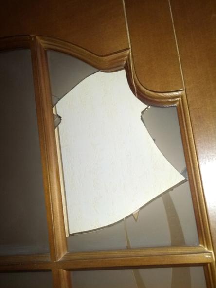 сочетания высокого замена стекол в межкомнатных дверях хорошим термобельем